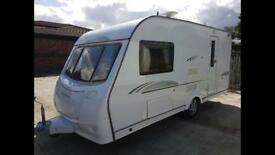 2 Berth Coachman Amara 450/2. 2009. Motor mover and all the extras. In excellect condition