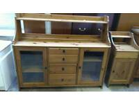 Pine sideboard/cabinet