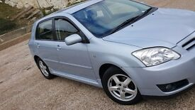 toyota corolla 1.4 perfect to drive 1895 genuine byer price negotiable has to be go