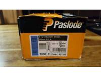 Paslode pins and gas 50mm
