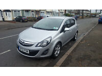 2012 Vauxhall Corsa 1.4 i 16v SXi 5dr Low Milleage