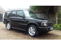 Land Rover Discovery 12 Month MOT