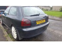 Audi a3 1.8 turbo for sale will go cheap if gone today