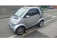 Smart fortwo passion 700cc turbo