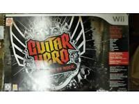 Guitar hero big box wii