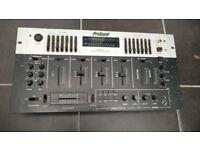 DJ channel Mixer MMX-410