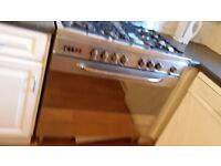 URGENT SALE range cooker and extractor hood