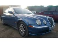 JAGUAR S-TYPE V6 AUTO WITH LONG MOT