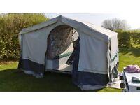Jamet 6/8 berth trailer tent