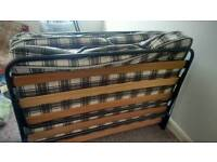 Put you up folding guest bed deluxe single sized