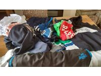 Boys bundle of clothes aged 12 to 14
