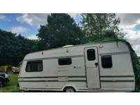 Lunar venus caravan 1993 5 berth