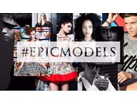 Epic Model Management is on the lookout for new model talent to sign up. No Fees No Deposits!!!