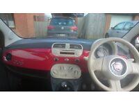 Fiat 500 Lounge 3 Doors 2012 Price ONO