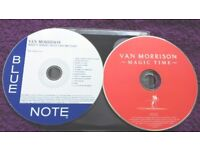 2 van morrison cds