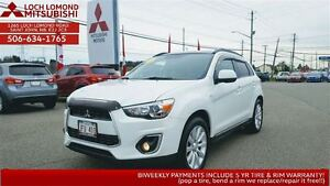 2014 Mitsubishi RVR GT PREM. 4WD - only $162 in MAY ONLY!