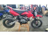 Pit bike pitbike 90cc semi automatic field bike