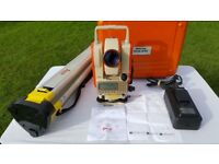 Total Station Pentax PCS-515.Excellent only used for 3 years.