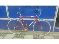Dawes Dutch style bike bicycle