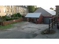 3400 Sq Ft warehouse unit office Mossley OL5 £250 Per week