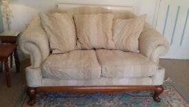 Sofas sofa suite luxury cream Christie Tyler
