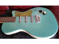 Rare Early Danelectro 56 U3 Re-issue - Made in Korea / Selectomatic / 3Pickup