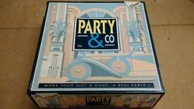 Party & Co Board Game