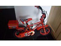 Child's Apollo Fire Chief Bike