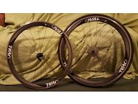 Oval Concepts 745 Carbon Alloy Shimano Clincher Wheelset