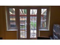 Patio Doors - triple glazed