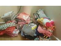 Girls 2-3 years clothing bundle