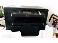 Great Canon printer for sale -- under 1 year old with all great function