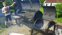 24 Zoll mieten Extended Catering Barbecue Smoker Gastro Grill Leipzig - West Vorschau