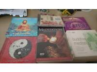 Selection of cds for meditation