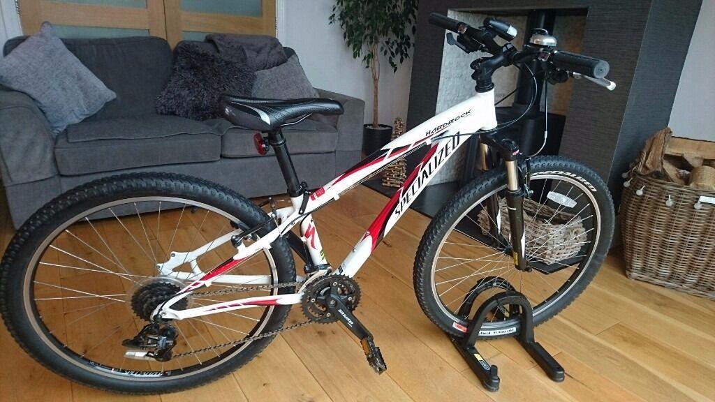 Specialized Hardrock Sport Mountain Bike - 13 inch Frame   in ...