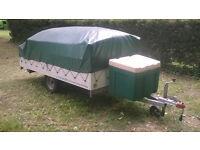 Trailer Tent Good Condition Sunn Camp 360SE