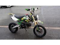 Road legal pit bike 110