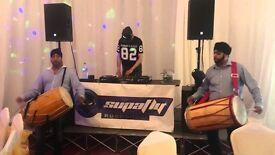 Asian DJ Asian Roadshow Asian Wedding DJ Bhangra DJ Bhangra , Dhol Players, PA Hire, Screen Hire.