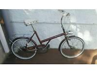 Bsa shopper bike bicycle
