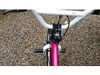 PINK BMX OPEN TO OFFERS