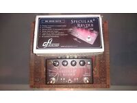 GFI Systems Specular Reverb 2. Reverb Pedal.
