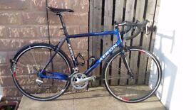 Ridley Aeron Road Bike Size 57cm - Ideal Winter Bike