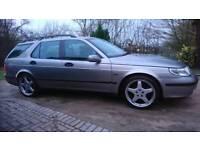 Saab 9-5 Arc Estate, 3.0 V6 Turbo Diesel
