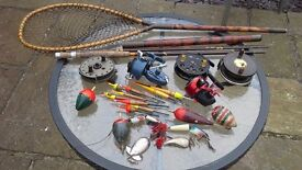 WANTED BY COLLECTOR FISHING TACKLE & EQUIPMENT