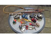 FISHING TACKLE WANTED BY COLLECTOR