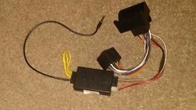 Autoleads PC99-X50 & PC99-SON ISO lead radio connection Ford C-max Transit Mondeo etc