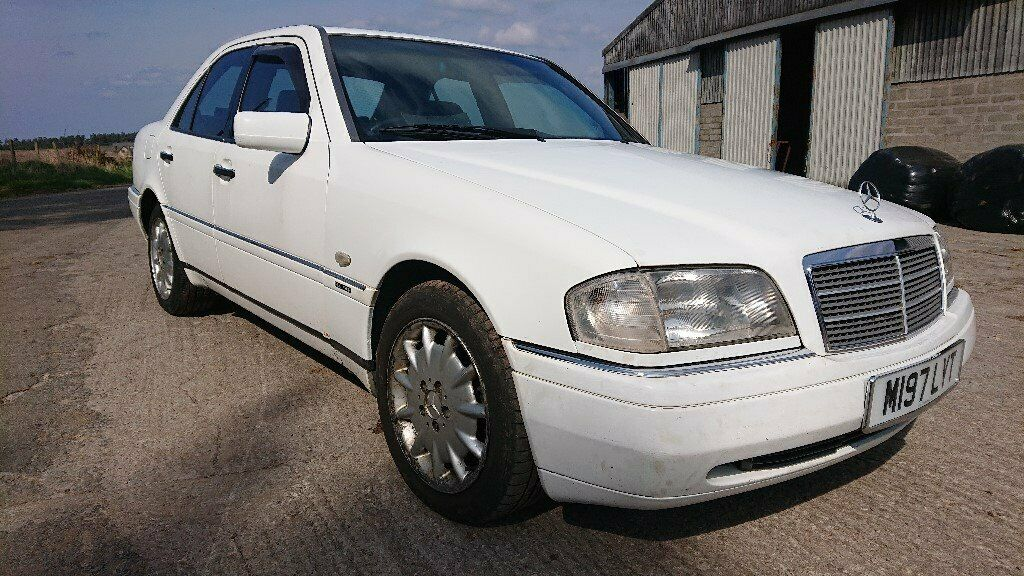 MERCEDES C280 1995 W202 M104 ENGINE - PETROL AUTO - GOOD CONDITION | in  Forres, Moray | Gumtree