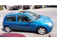 Renault clio 1.4 automatic no mot must go asap