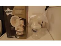 Tommee tippee manual breast pump