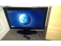 "Sharp LC-32WD1E Aquos - 32"" LCD TV"